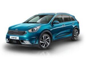 Kia Niro Estate 1.6 Gdi PHEV 2 DCT - Expat Car Lease for 12 months