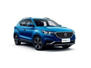 MG ZS Hatchback 105kW Excite EV 45kWh - Expat Car Lease for 12 months