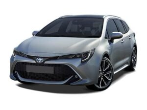 Toyota Corolla Touring Sport 1.8 VVT-I Hybrid CVT - Expat Car Lease for 12 months