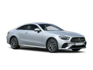 Mercedes-Benz E Class Coupe E220d AMG Line Premium - Expat Car Lease for 23 months