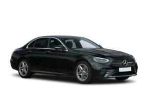 Mercedes-Benz E Class Saloon E220d AMG Line - Expat Car Lease for 23 months
