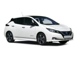 Nissan Leaf Hatchback 110kW N-Connecta 40kWh (1k) - Expat Car Lease for 6 months