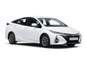 Toyota Prius Hatchback 1.8 VVTI Business Edition Plus [12m] - Expat Car Lease for 12 months
