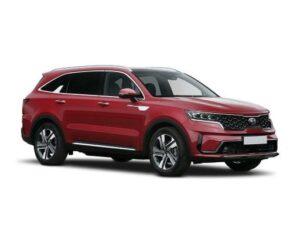 Kia Sorento Station Wagon 1.6 T-Gdi HEV 3 - Expat Car Lease for 12 months