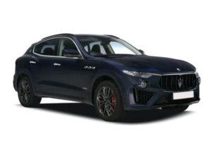 Maserati Levante Estate V8 Trofeo - Expat Car Lease for 12 months