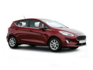 Ford Fiesta Hatchback 1.0 EcoBoost 95 ST-Line X Edition - Expat Car Lease for 12 months