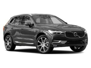 Volvo XC60 Estate 2.0 B5P R Design Geartronic - Expat Car Lease for 6 months