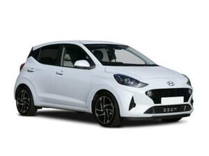 Hyundai i10 Hatchback 1.0 MPI SE Connect - Expat Car Lease for 6 months